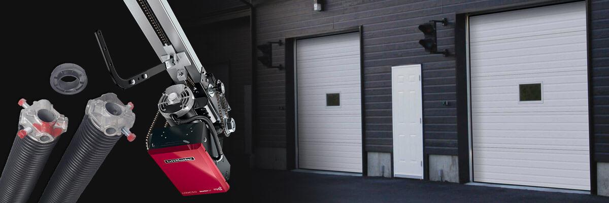 Commercial Garage Door Installation Livonia